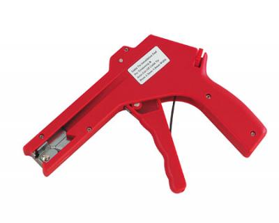 Cable tie tool for plastic cable ties