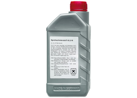 Coolant and degreasing agent for engraving systems