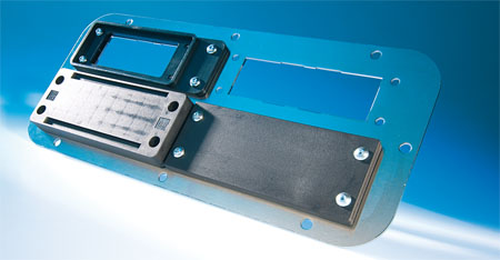 Accessories for cable entry systems and plates